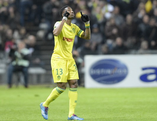 FOOTBALL : FC Nantes vs Montpellier - Ligue1 - 22/03/2014