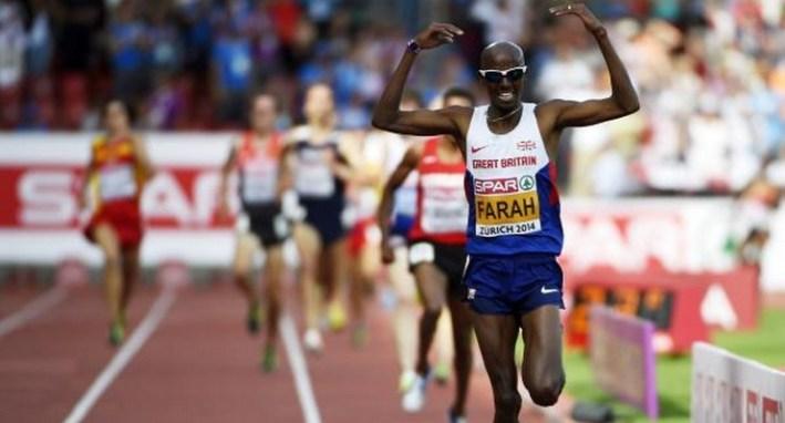 mo farah_zurich 2014 champion 5000m et 1000 m