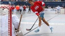 roger federer_hockey
