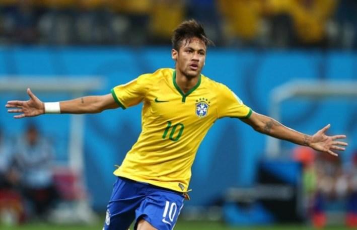 Neymar capitaine