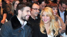Piqué et Shakira