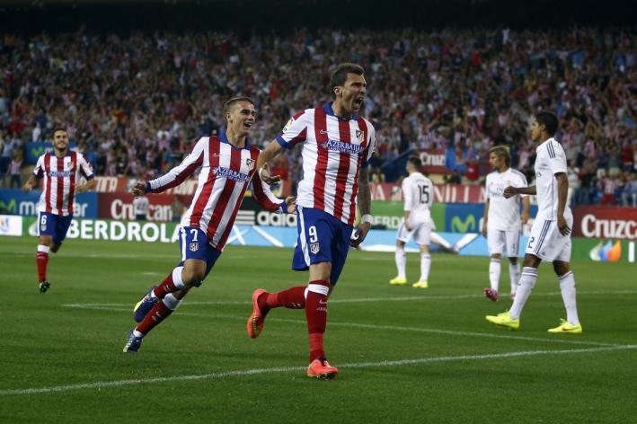 Real v Atlético -derby