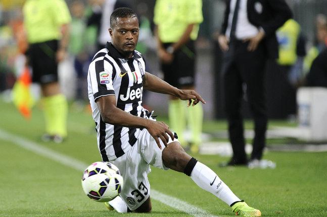 Patrice-Evra Juventus