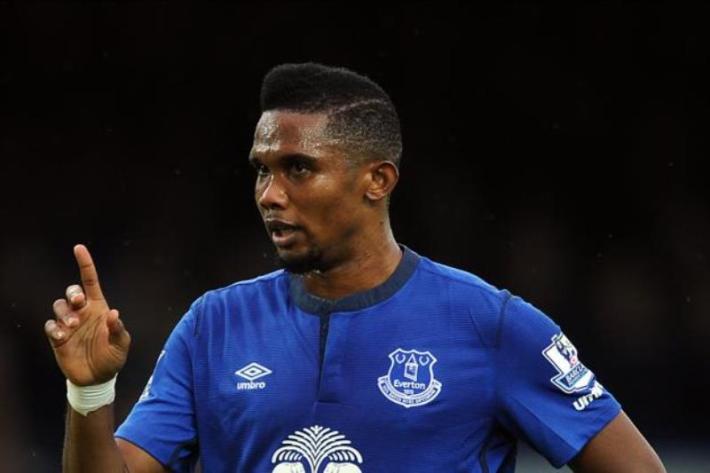 Samuel Eto'o Everton