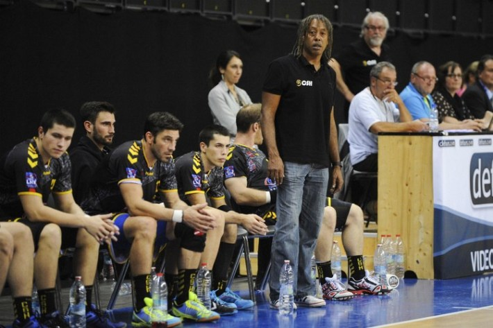 jackson richardson_promu coach par interim de chambery