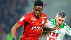 FOOTBALL : Lille vs Saint Etienne - Ligue 1 - 01/11/2014 -