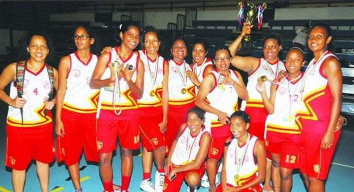 USBBRH_champion de l'ocean indien dames