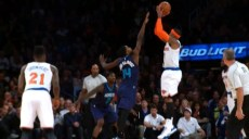 carmelo anthony inscrit son 20 000e point en nba