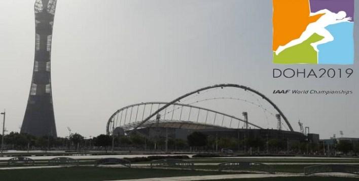 doha hote des mondiaux d'athletisme 2019