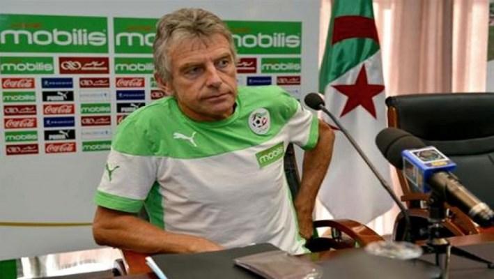 Algérie -Christian Gourcuff