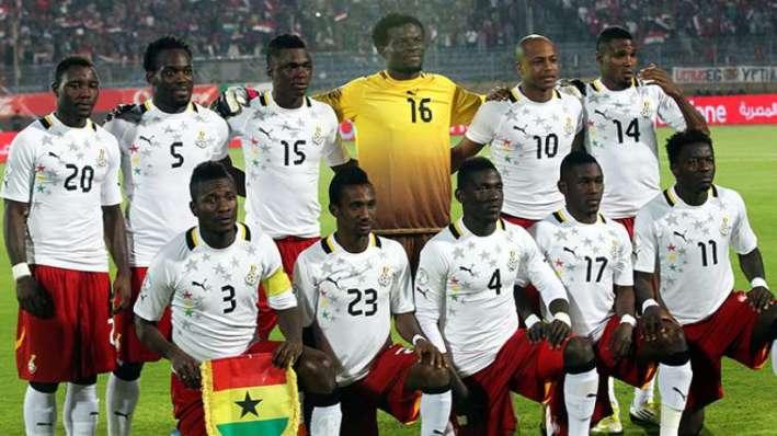 CAN 2015 -Le Ghana