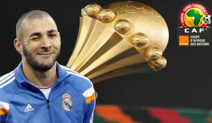 Le favori de la can 2015 selon karim benzema africa top sports - Prochaine coupe d afrique des nations ...