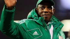 SOCCER : Italy vs Nigeria - Friendly game - London - 11/18/2013