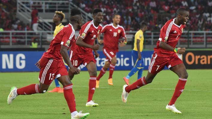 CAN 2015-Diables Rouges-Congo