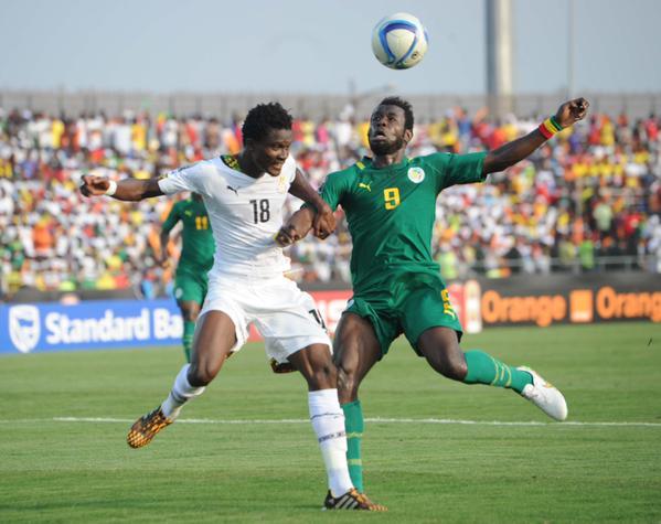 CAN 2015-Ghana-Senegal