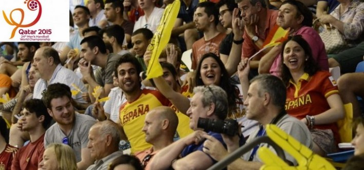 supporters espagnols