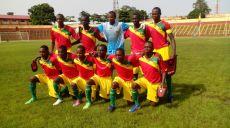 CAN (U17) Guinée