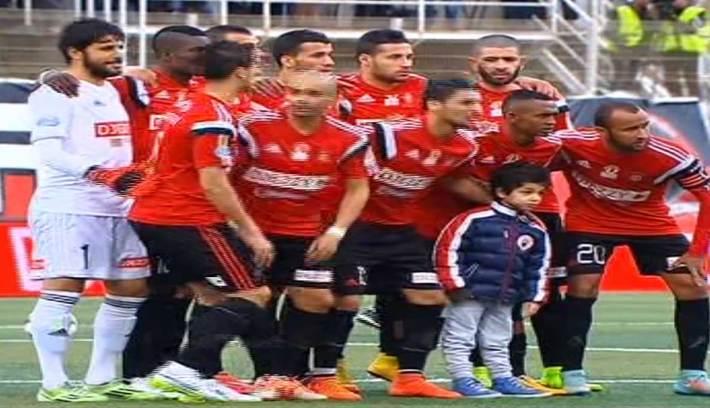 USMA-CAF Ligue des Champions