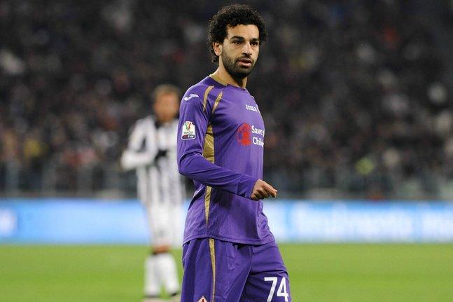 Mohamed-Salah Fiorentina