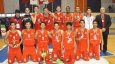 tunisie u16 vainqueur du tounoi de l'amitie 2015