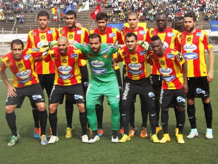 CAF Ligue des Champions-Espérance Sportive de Tunis