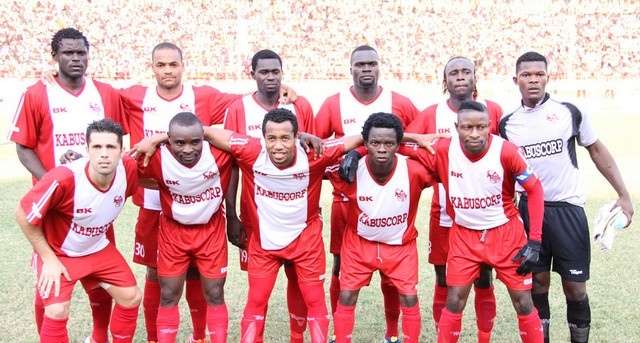 CAF Ligue des Champions-kabuscorp