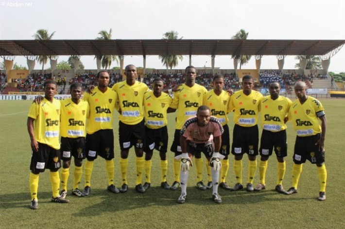 Coupe CAF-ASEC Mimosas