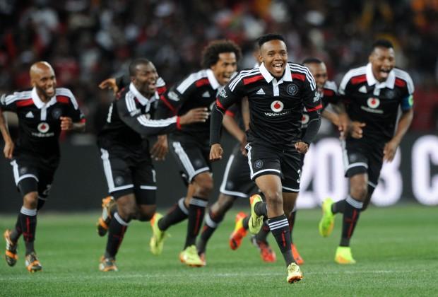Coupe CAF-Orlando Pirates
