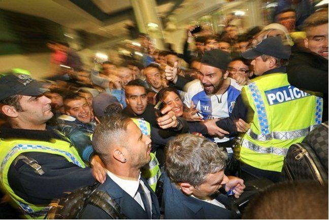 FC Porto accueil