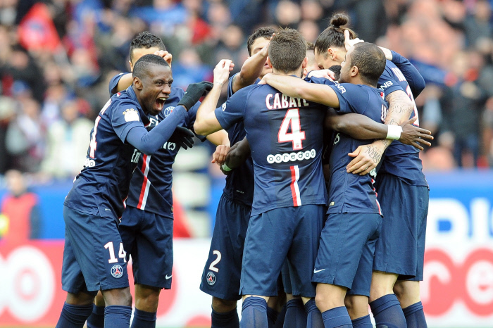 FOOTBALL : Paris SG vs Caen - Ligue 1 - 14/02/2015