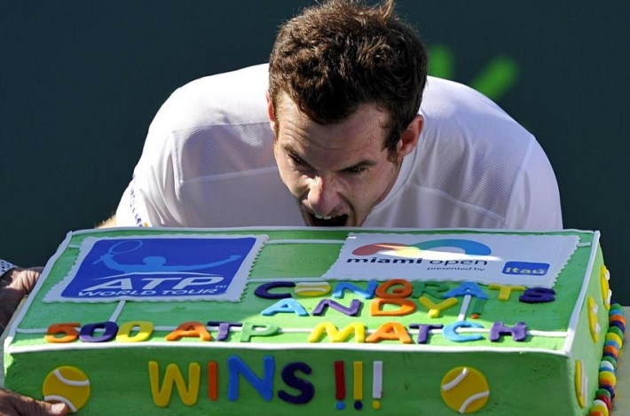 andy murray 500 victoires