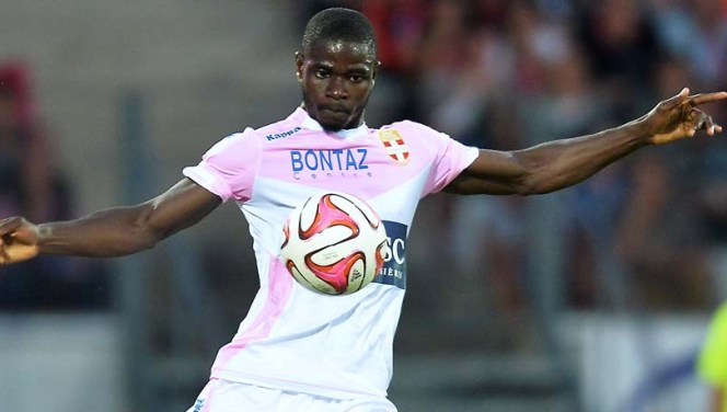 SOCCER : Evian TG vs Paris SG - League 1 - 08/22/2014