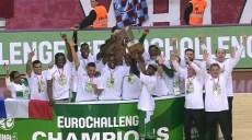 jsf nanterre vainqueur de l'eurochallenge 2015