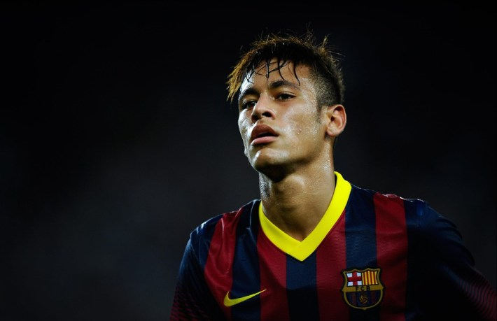 Barcelona's latest marquee signing, Neymar