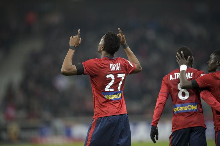 FOOTBALL : Losc vs Rennes - Ligue 1 - 15/03/2015