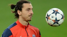 Zlatan Ibrahimovic has enjoyed his best Champions League campaign, scoring eight goals so far.