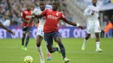 FOOTBALL : Marseille vs Lille- Ligue 1 - 21/12/2014