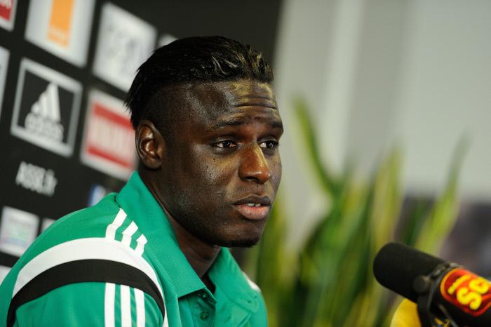 FOOTBALL : Conference de presse Moustapha Sall - Ligue 1 - 31/10/2014