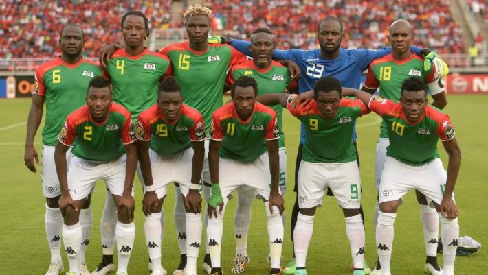 Etalons du Burkina Faso