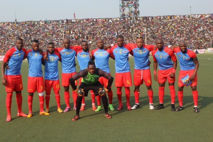 RDC -Léopards