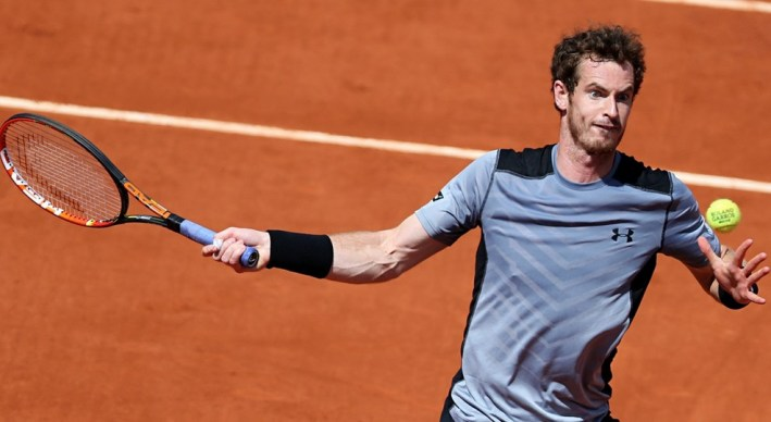 roland garros andy murray prend date avec ferrer. Black Bedroom Furniture Sets. Home Design Ideas