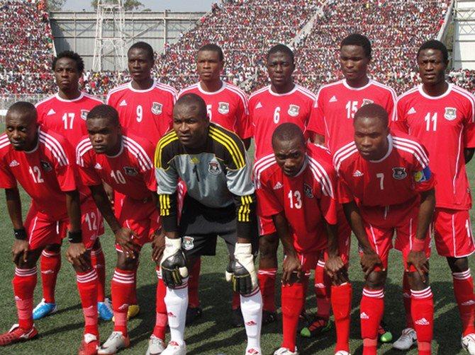 Malawi sélection nvo