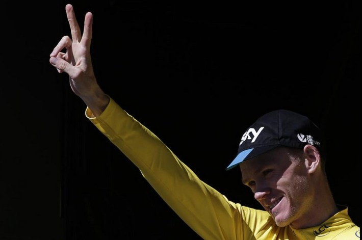christiopher froome