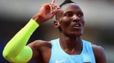 isaac makwala reprend le record africain du 400 m