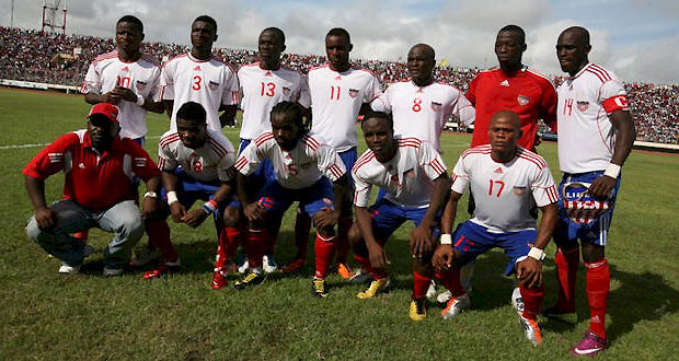 Liberia-Football-Equipe-Nationale