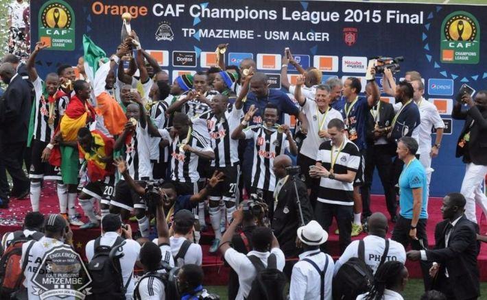 Mazembe champions