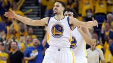 klay-thompson-warriors-basket-NBA