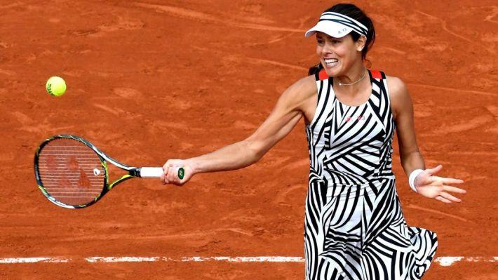 Roland-Garros-Ana Ivanovi