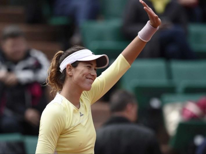 Roland-Garros -Garbine Muguruza