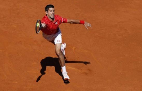 Roland-Garros -Novak Djokovic